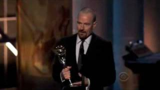 Bryan Cranston Emmy Win 2009 [HQ] thumbnail