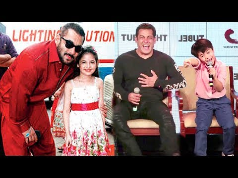 Thumbnail: Salman Khan's Tubelight Boy Matin Is As CUTE As Harshaali Malhotra From Bajrangi Bhaijaan