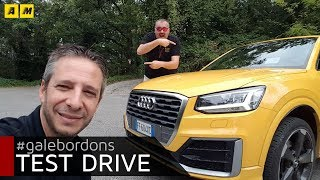 Audi Q2 | Untaggable... ma non per noi! [ENGLISH SUB]