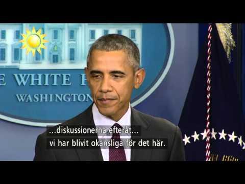 Därför vurmar amerikanerna för vapen - Nyhetsmorgon (TV4)