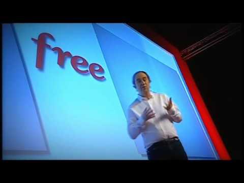 Free Mobile : lancement de l'offre mobile - Conférence de presse du 10 janvier 2012