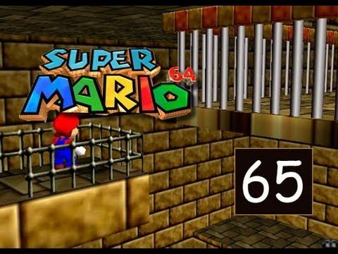 Super Mario 64 - Shifting Sand Land - Pyramid Puzzle - 65/120