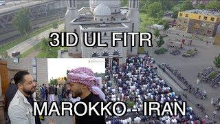 MAROKKO VERLOREN VAN IRAN! 3IDOUKOUM MABROUK