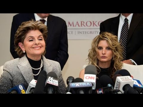 Trump Accuser Summer Zervos Files Defamation Suit Debunked - (FULL)
