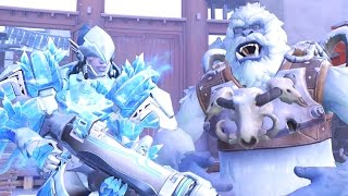 Overwatch - Official Winter Wonderland Trailer