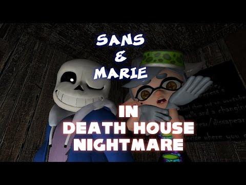 GMod: Sans & Marie at DEATH House