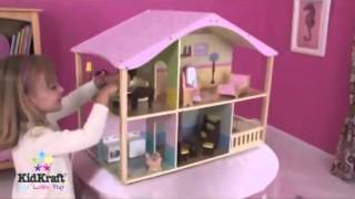Kidkraft Pastel Swivel Dollhouse 65260