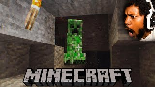 THIS IS A HORROR GAME... 6241653 JUMPSCARES | Minecraft Part 2