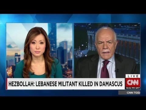 Hezbollah: Lebanese militant killed in Damascus