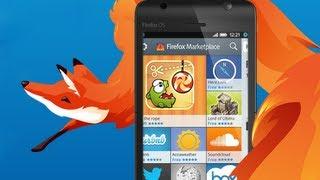 FireFox OS - Start