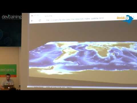 2014.05.15 [ENG] Kristo Iila - Marinexplore: The Ocean's Big Data Platform