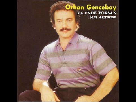 Seni Arıyorum - Orhan Gencebay– Lyric Video - HD