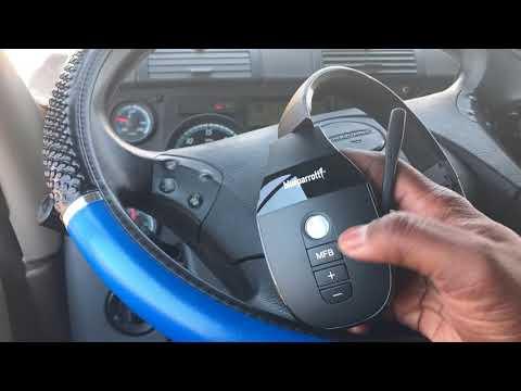 BlueParrott S450-XT Bluetooth unboxing and review!