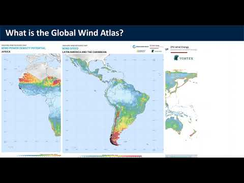 Introduction to the Global Wind Atlas