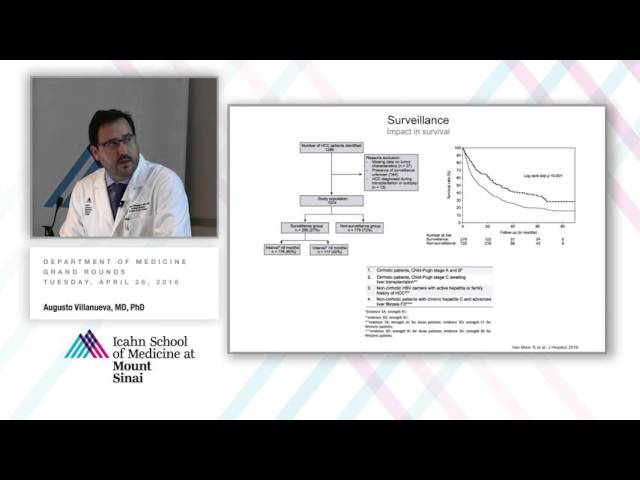 Update in the Clinical Management of Hepatocellular Carcinoma