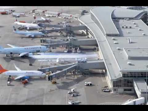 Edmonton International Airport Expansion Video
