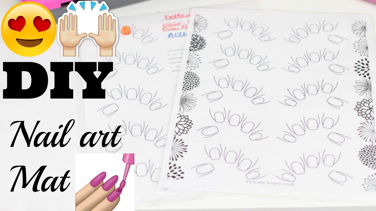 Famous 10 Label Template Thick 10 Words Not To Put On Your Resume Shaped 100 Resume Words 1099 Misc Form Template Youthful 15 Year Old First Job Resume Fresh18 Year Old Resumes DIY Nailart Mat! Great For Practicing Nail Art!   YouTube