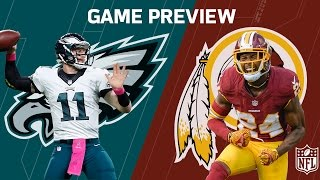 Eagles vs. Redskins (Week 6 Preview) | Move the Sticks | NFL