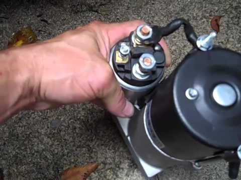 hqdefault 1996 chevrolet s10 blazer starter replacement youtube