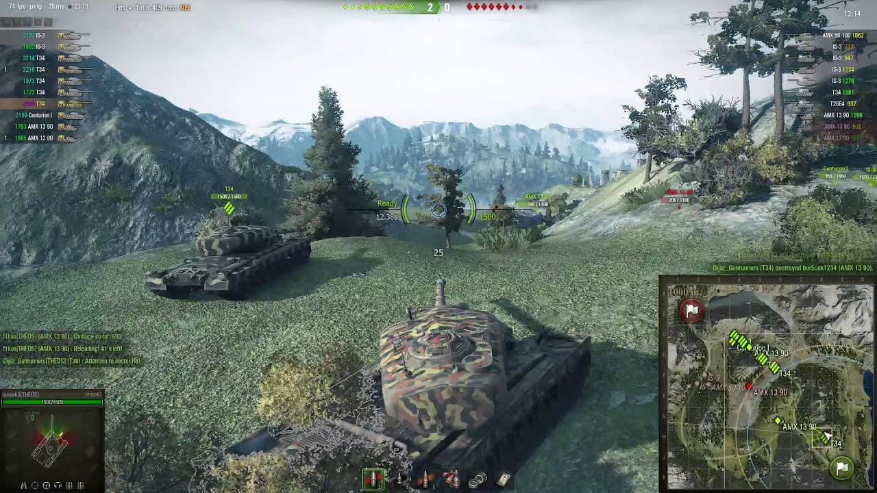 Download World of Tanks CZ - záznam streamu Strongholdy 3