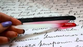 Как правильно подпиливать ногти и выбрать пилочку для ногтей(Как правильно подпиливать ногти и выбрать пилочку для ногтей. Мой маленький секрет, как поддерживать ногти..., 2015-05-14T18:18:06.000Z)