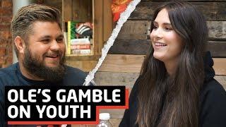 Solskjaer To Gamble On Youth?   Ingrid Halstensen   The Warm Down