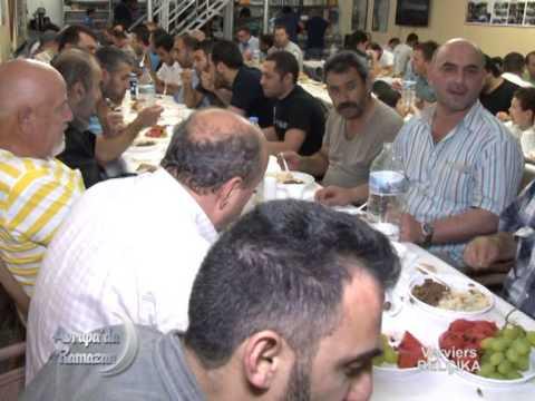 Avrupada Ramazan Verviers 2