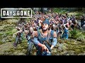 Download Video Days Gone - ELIMINATING THE BIGGEST HORDE WITH A MACHINE PISTOL | Days Gone Free Roam Gameplay (#22) MP4,  Mp3,  Flv, 3GP & WebM gratis