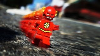 "LEGO The Flash: Episode 1 - ""Tricked by the Trickster"""