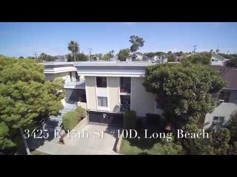 Long Beach, CA Condo For Sale - 3425 E 15th Street 10D