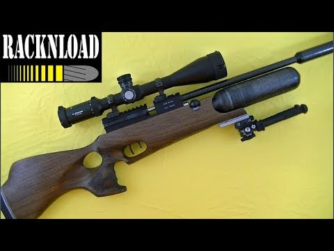 Rapid Air Weapons HM1000x **FULL REVIEW** by RACKNLOAD