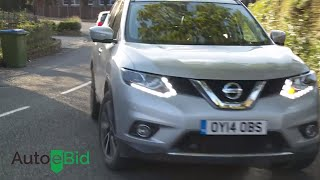 nissan X-Trail 2016 Video Review AutoeBid