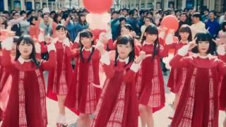 NGT48 CM 「青春時計」Debutシングル・・・15s 2017.04.12 on sale アリ...