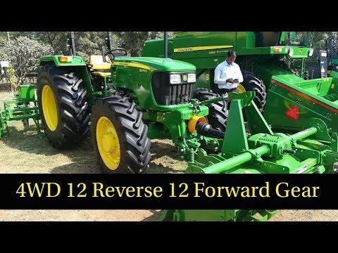 क्यों खास है John Deere 5075E 4WD Tractor || Preet Or John Deere ?? || Hello Kisaan