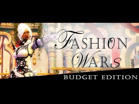 Guild Wars 2 | Fashion Wars Budget Edition | The Krytan Herald