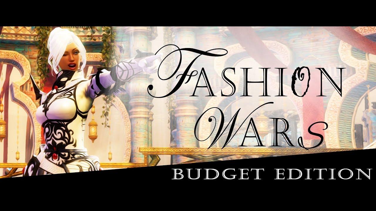Guild Wars 2   Fashion Wars Budget Edition   The Krytan Herald