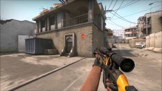 G3SG1 | Orange Kimono - Gray / Yellow Patterns - Skin Showcase