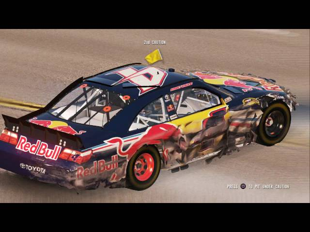 NASCAR The Game 2011: Career ~ Race 32 (Talladega 500)