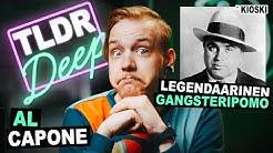 "Al ""Scarface"" Capone - TLDRDEEP"