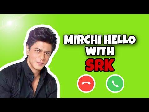 Shah Rukh Khan Prank Calls a fan | Mirchi Hello | Zero Special | Radio Mirchi