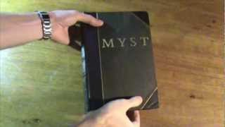 A real Myst book