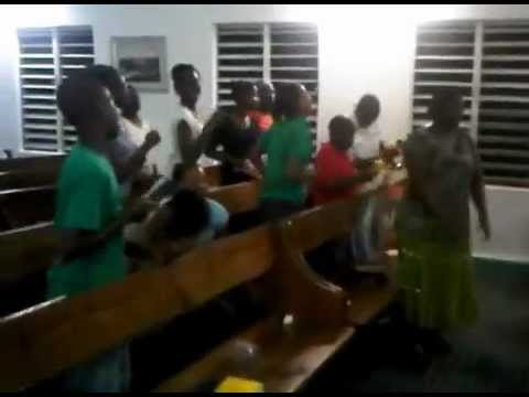 Mount Carmel Baptist Church Video 2 - St. Kitts - Media Coverage By Dare 2 Be Different