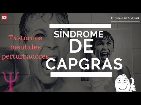 Síndrome de Capgras. Trastornos de personalidad perturbadores.