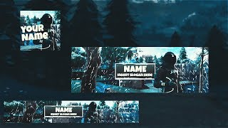 ***FREE** FORTNITE CHANNEL REVAMP TEMPLATE