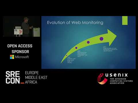 SREcon17 Europe/Middle East/Africa - Monitoring Design Principles