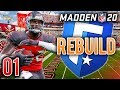 Madden 20 Franchise Rebuild Ep.1 - Let's Set Sail w/ the Tampa Bay Buccaneers