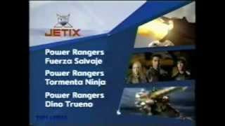 Jetix Latinoamerica (Octubre 2005)