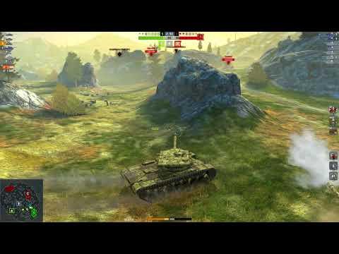 E100 & T57 Heavy & Type59 - World of Tanks Blitz thumbnail