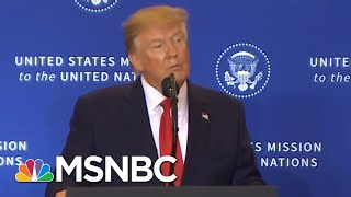 Nicolle Wallace Fact Checks The President In Real Time | Deadline | MSNBC
