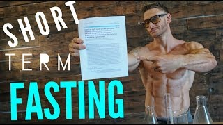 16/8 Fasting Results: Study Investigates Short Term Fasting